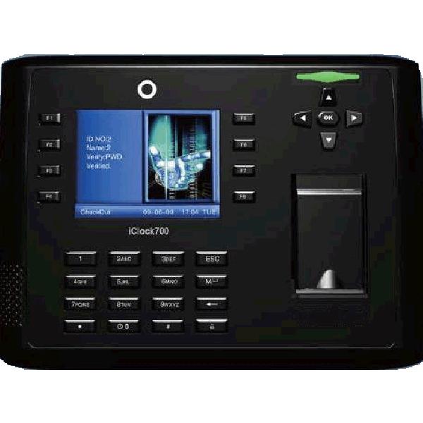 Controler de acces biometric cu functie de pontaj si camera foto incorporata
