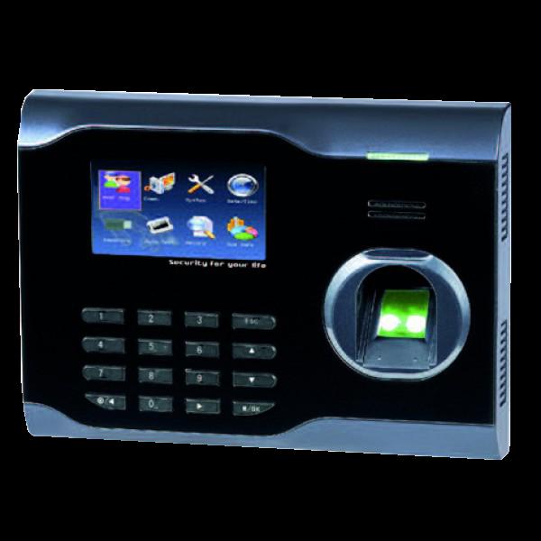 "Terminal de pontaj cu ecran TFT 3.5"", senzor amprenta SilkID"