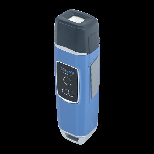 Sistem de verificare tur patrula cu lanterna si cititor de proximitate RFID 125kHz incorporat, carcasa metalica, IP67