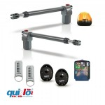 Kit automatizare porti batante, max. 4m/ canat, 24Vcc- EON