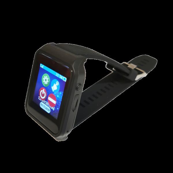 """Pager cu afisaj LCD de 1.54"""", touchscreen, pentru sisteme de apelare wireless"""