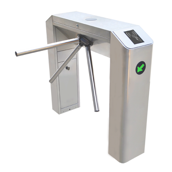Turnichet bridge semiautomat, bidirectional
