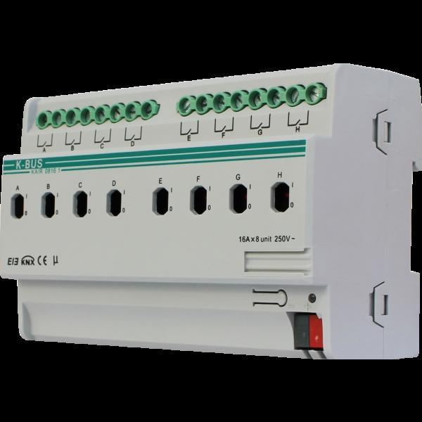 Actuator 8 canale cu comutare