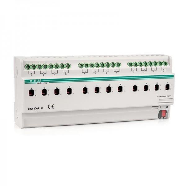 Actuator 12 canale cu comutare