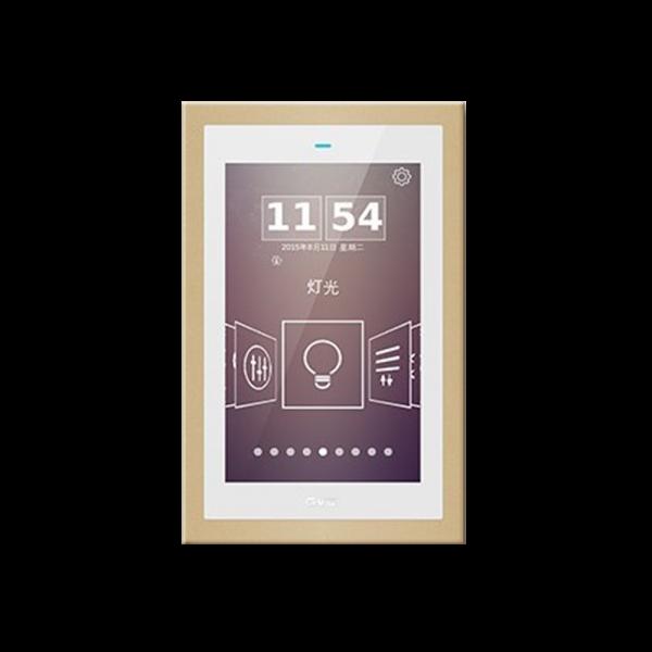 """Panou control TFT 5"""" cu touch screen - aplicat"""