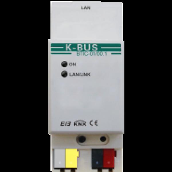 Interfata comunicatie IP/KNX