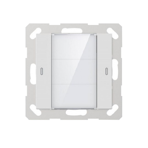 Buton KNX modular 55 mm - 2 canale