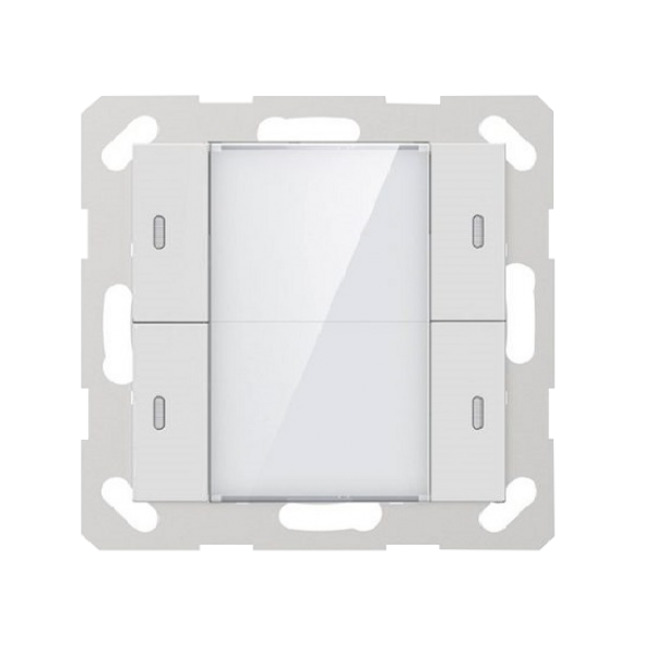 Buton KNX modular 55 mm - 4 canale