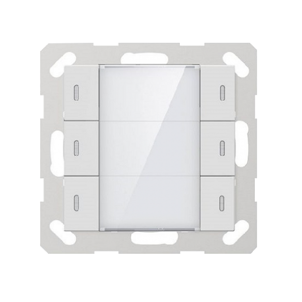 Buton KNX modular 55 mm - 6 canale
