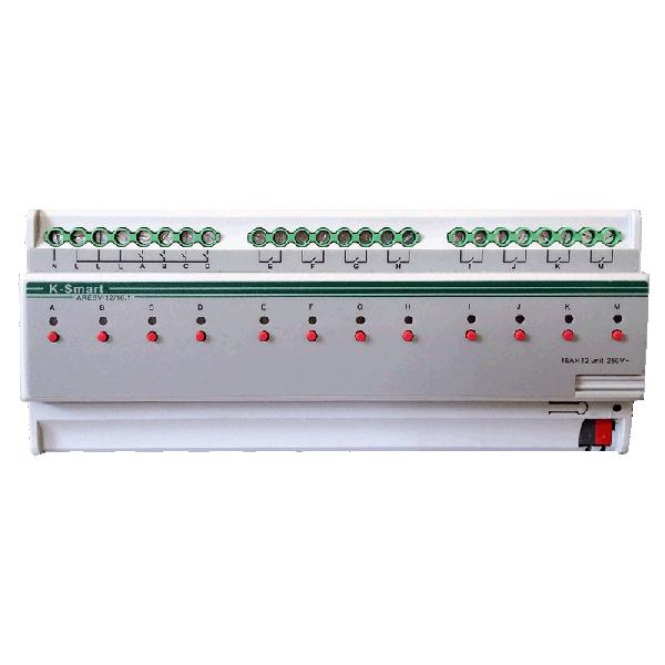 Actuator switch cu 12 canale, 16A
