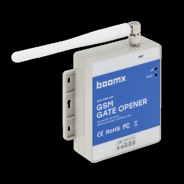 Modul de comanda prin GSM 2G, cu un releu