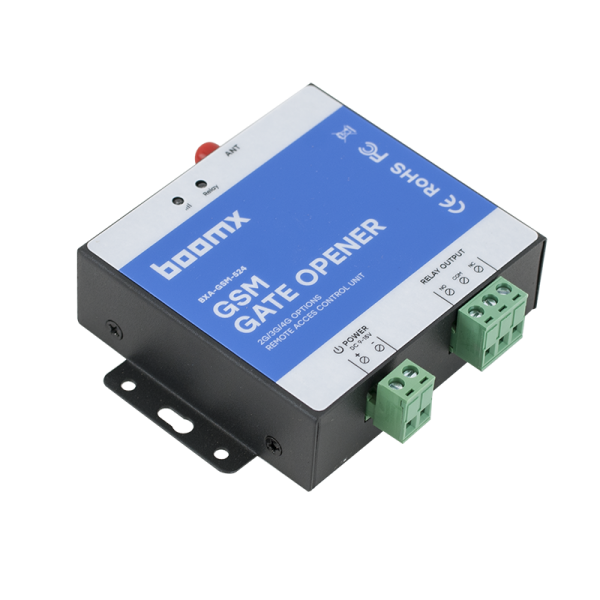 Modul de comanda prin GSM cu un releu, 2 intrari digitale si iesire de alarma, 2G
