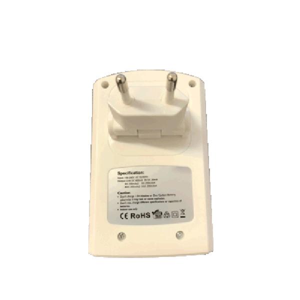 Incarcator pentru bateriile detectoarelor de metale de mana
