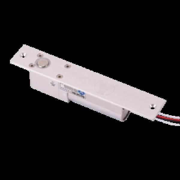 Bolt electric de inalta siguranta cu actiune magnetica, monitorizare, temporizare si LED