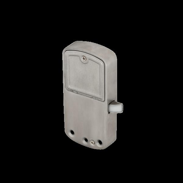 Incuietoare RFID pentru vestiare (dulapuri) cu tag de proximitate tip bratara, alama