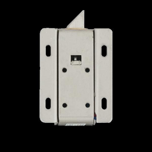 Incuietoare electrica aplicabila cu limba pentru vestiare, dulapuri