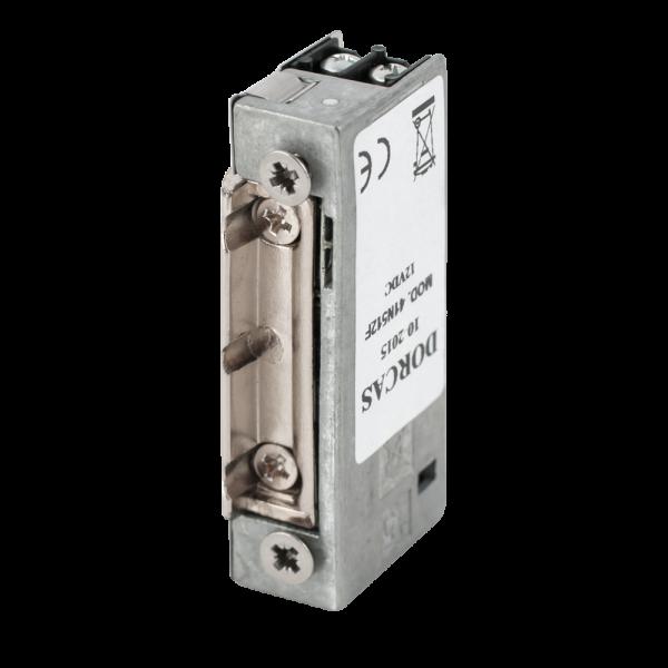 Incuietoare electromagnetica ajustabila, reversibila, 12Vcc - NC