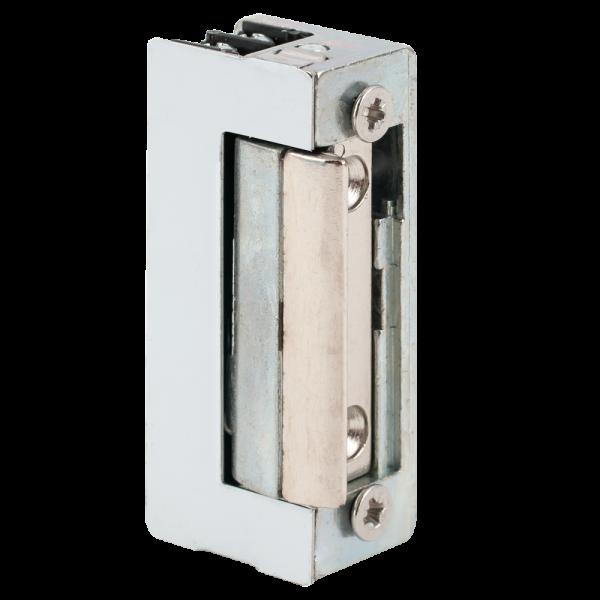 Yala electromagnetica incastrabila reversibila, ajustabila - NO - 12Vcc/ca