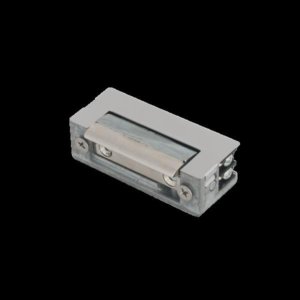 Yala electromagnetica incastrabila ajustabila, reversibila - NC - 12Vcc