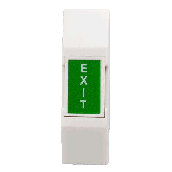 Buton de panica aplicabil, din plastic, fara retinere