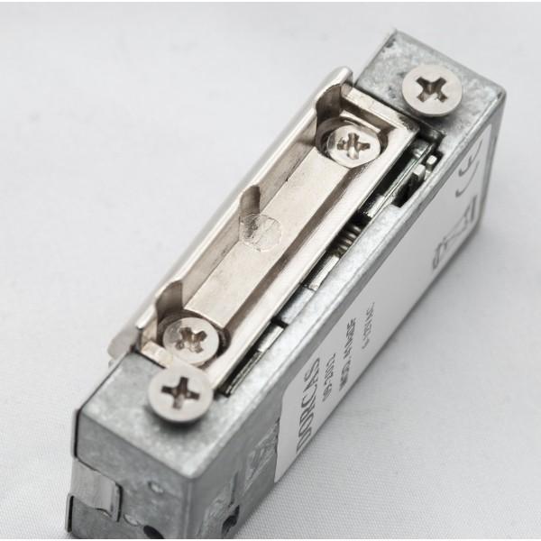 Incuietoare electromagnetica ajustabila, reversibila, cu memorie mecanica - 24Vcc