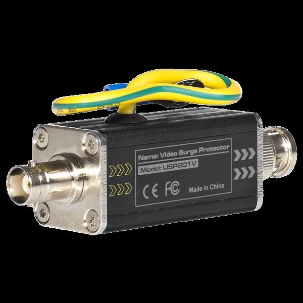 Protectie la supratensiune a sistemelor video pe cablu coaxial
