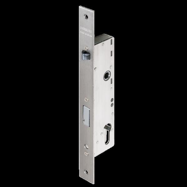 Incuietoare electromecanica fail-secure, incastrabila, cu contraplaca inclusa