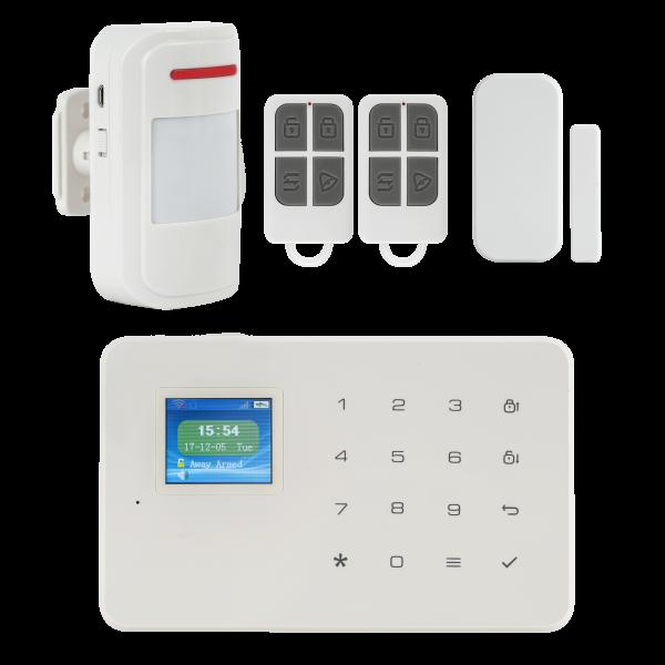 Kit alarma wireless, 99 zone