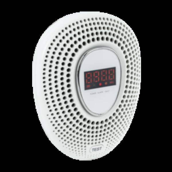 Detector de monoxid de carbon pentru sisteme de alarma wireless