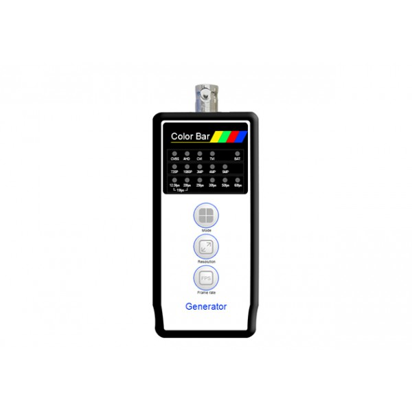 "Tester CCTV 8"" Touch Screen- RETINA - TVI/CVI/AHD/CVBS/IP- 8MP- MULTIMETRU- OPM- VFL- TDR"
