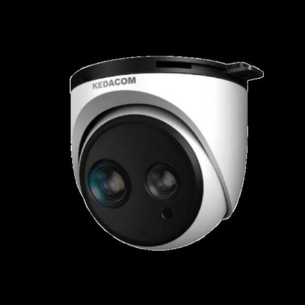 Camera de supraveghere Kedacom dome IP, 2MP STARLIGHT