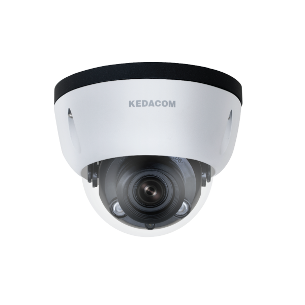 Camera de supraveghere Kedacom dome IP, 2MP STARLIGHT, varifocala 2.7-12mm, motorizata