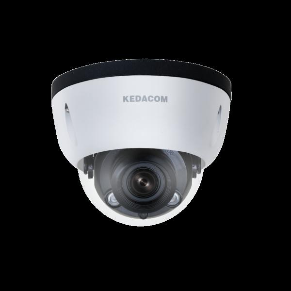Camera de supraveghere Kedacom dome IP, 4MP, lentile varifocale 2.7-12mm, motorizate