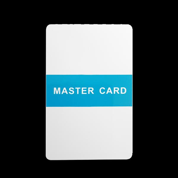 Card Master MIFARE 13.56MHz, pentru incuietorile de vestiare si dulapuri T-0880