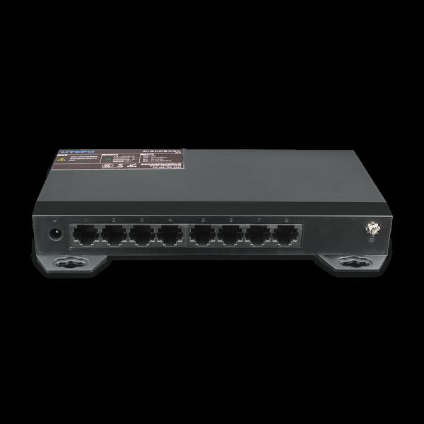 Switch ethernet 8 porturi 10/100 Mbps fara management