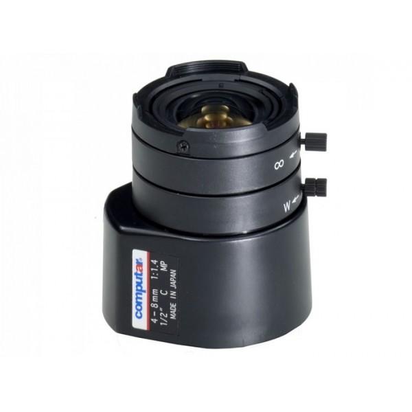 LENTILA VARIFOCALA AUTOIRIS MEGAPIXELI 4-8mm HG2Z0