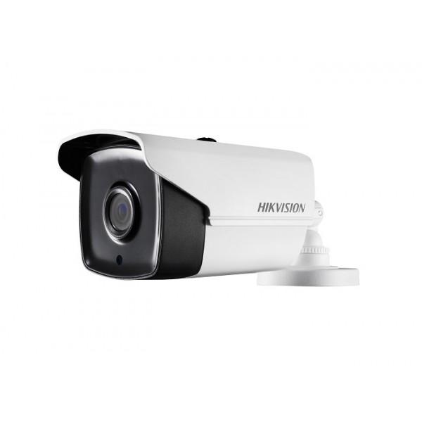 Camera de supraveghere AHD Bullet, 2MP, IR 40m, 2.8mm, Hikvision DS-2CE16D8T-IT3E 2.8mm