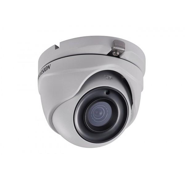 Camera de supraveghere AHD Turret, 2MP, IR 20m, 2.8mm, Hikvision DS-2CE56D8T-ITME 2.8mm