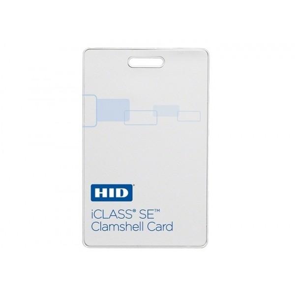 CARD 13.56MHZ ICLASS SE 2K - CLAMSHELL