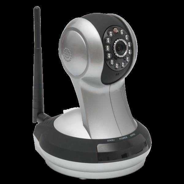 Camera de supraveghere IP miniPT, 1.3MP, IR 10m, 3.6mm, Wi-Fi, Sunell FI-361