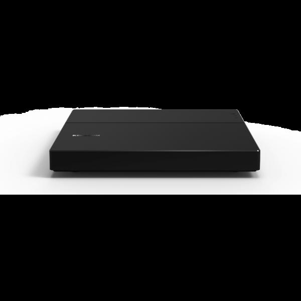 NVR 4 canale, 4K, H.265/ H.264, ANR, 4 porturi POE