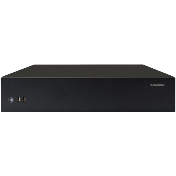 NVR profesional 16 canale, 4K, H.265/ H.264, ANR, 4 HDD