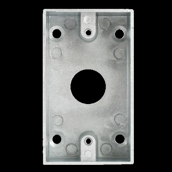 Carcasa pentru montarea aplicata a butoanelor PBK-800A