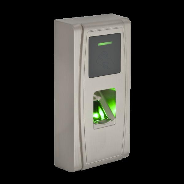 Controler de acces biometric (amprenta) cu functie BLUETOOTH ce permite deschiderea folosind smartphone
