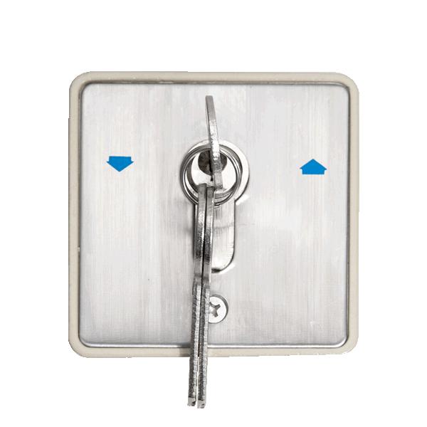 Buton aplicabil cu cheie YKS-803D1