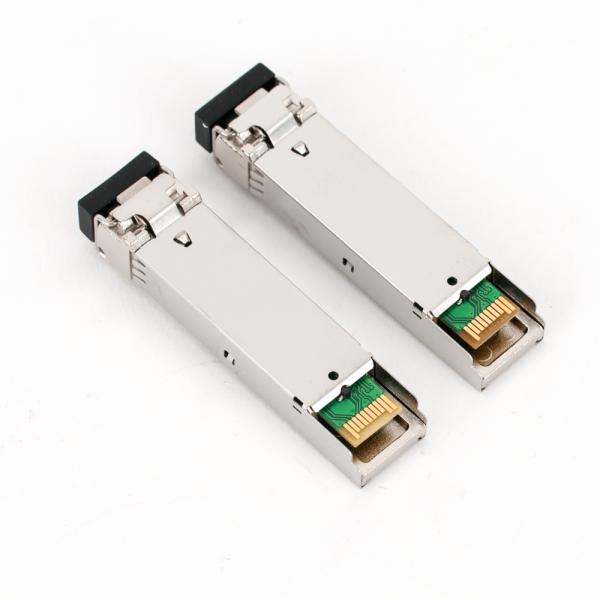 Pereche module SFP standard, single-fiber, 155Mbps, 20km
