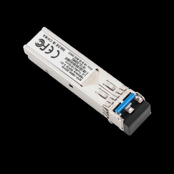 Modul SFP standard, dual-fiber, 155Mbps, 20km