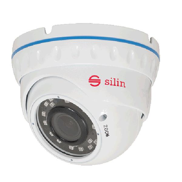 Camera  dome DUAL 720P, 2.8-12mm, 30m IR