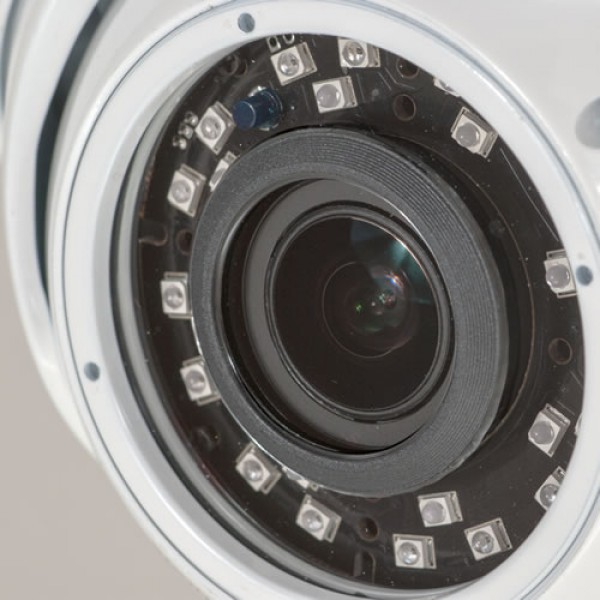 Camera de supraveghere AHD Turret, 1MP, IR 30m, 2.8-12mm, Silin SCT-1030DV