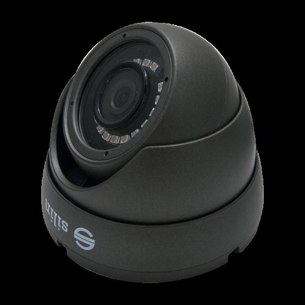 Camera de supraveghere HDTVI Turret, 2MP, IR 20m, 2.8mm, Silin SCT-2120SV-DF
